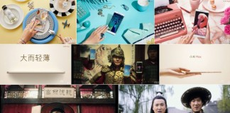 Xiaomi Mi Max publicités