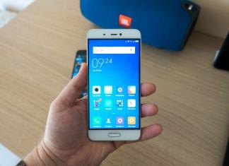 Xiaomi Mi5 main
