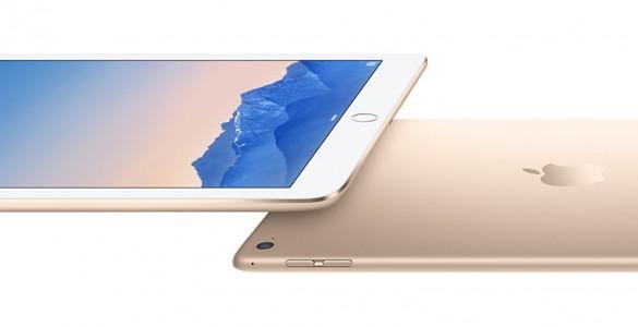 iPad Air 2, disponible � moins de 500 euros avec CDiscount