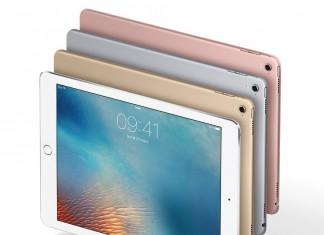 iPad Pro 9,7 pouces coloris