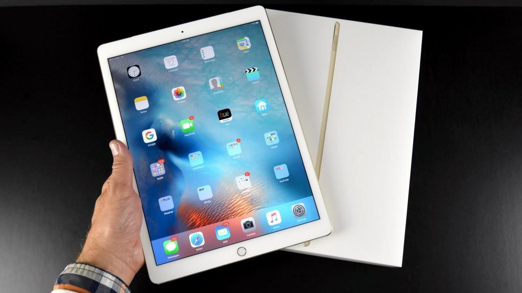iPad pro mise à jour