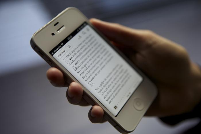 lire des longs articles avec son smartphone