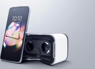 Alcatel Idol 4 casque réalité virtuelle