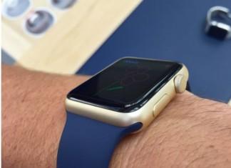 Apple watch Sport Aluminium bras