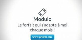 Forfait Modulo Mini et Maxi