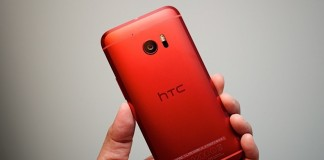 HTC 10 - Rouge