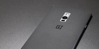 OnePlus 3 fond gris