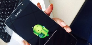 Samsung J5 android