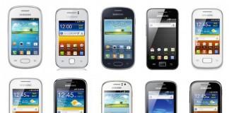 Samsung sélection