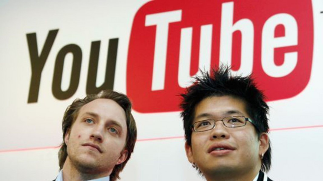 Youtube fondateurs