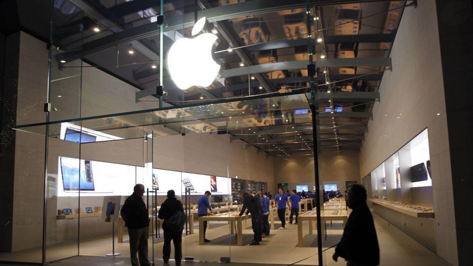 Les cambriolages se multiplient dans les Apple Store de Californie