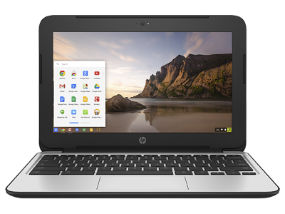 HP : un Chromebook 11 pouces tactile
