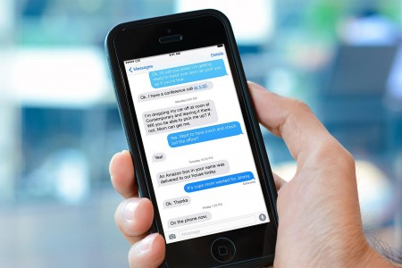 Comment iMessage garanti la vente d'iPhone