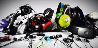 sélection casques audio
