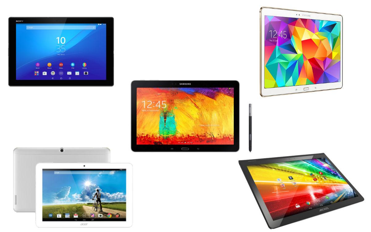 comparatif des meilleures tablettes 16 go meilleur mobile. Black Bedroom Furniture Sets. Home Design Ideas
