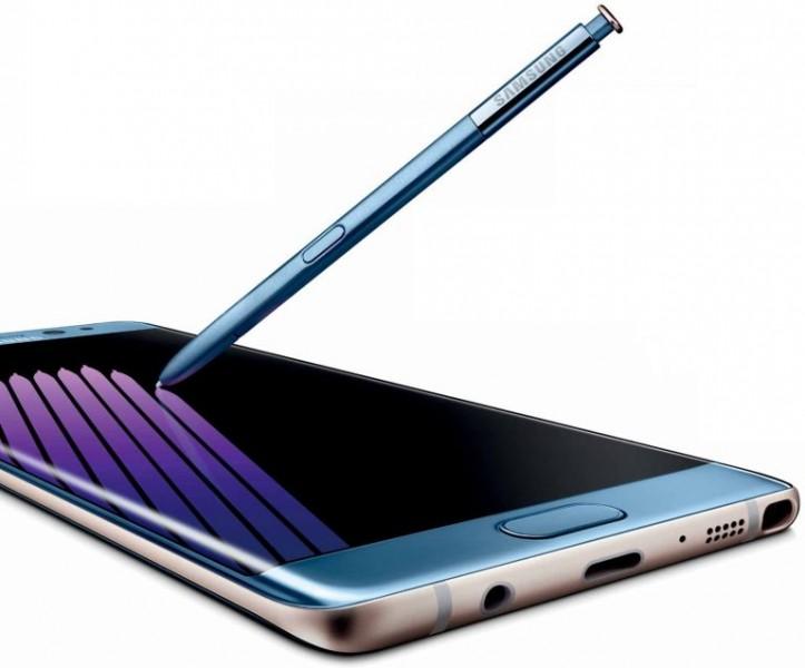 Galaxy Note 7 S-pen