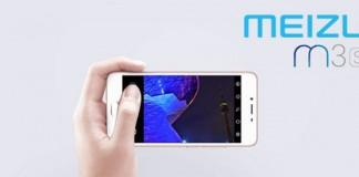 Meizu m3s main