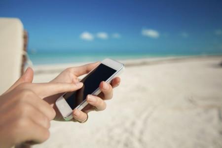 4G : le meilleur r�seau � la plage, c'est lequel ?