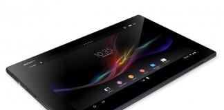 Sony Xperia Tablet Z chez Cdiscount