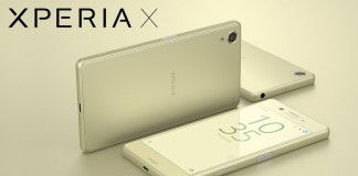 Sony Xperia X or