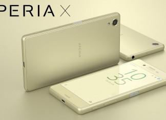 Sony Xperia X or