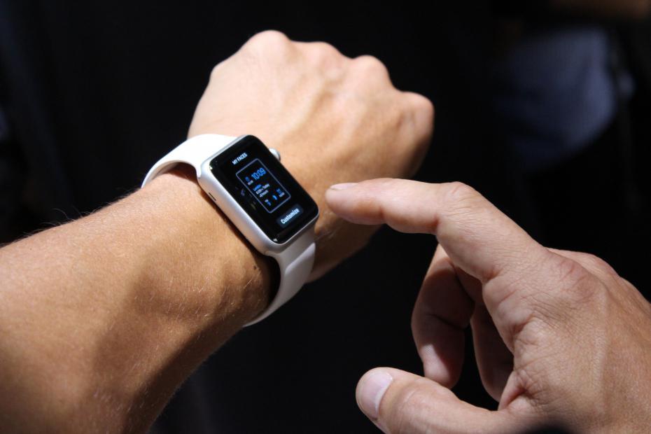 Apple Watch : une société accuse la Pomme d'avoir violé ses brevets