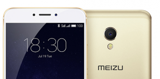meizu mx6 or