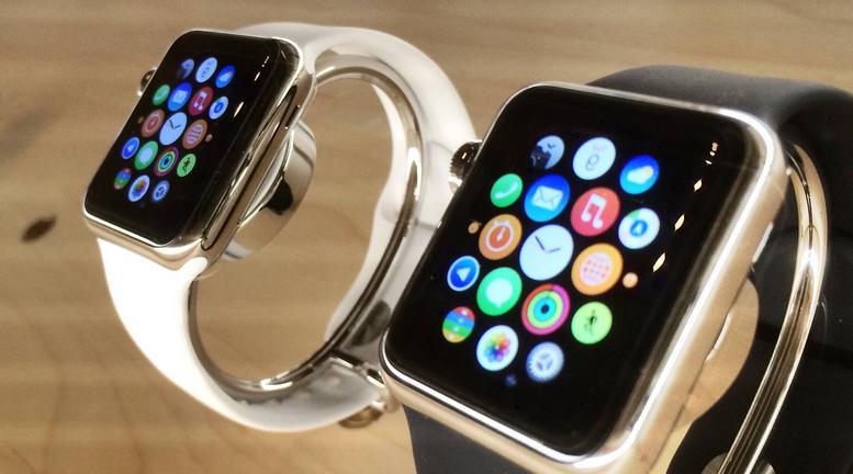 montres connectées apple