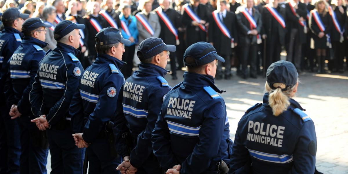 policiers données personnelles