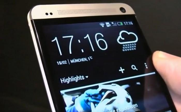 smartphone heure