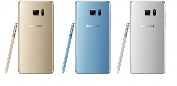 Galaxy Note 7 : la batterie ne serait pas le probl�me !
