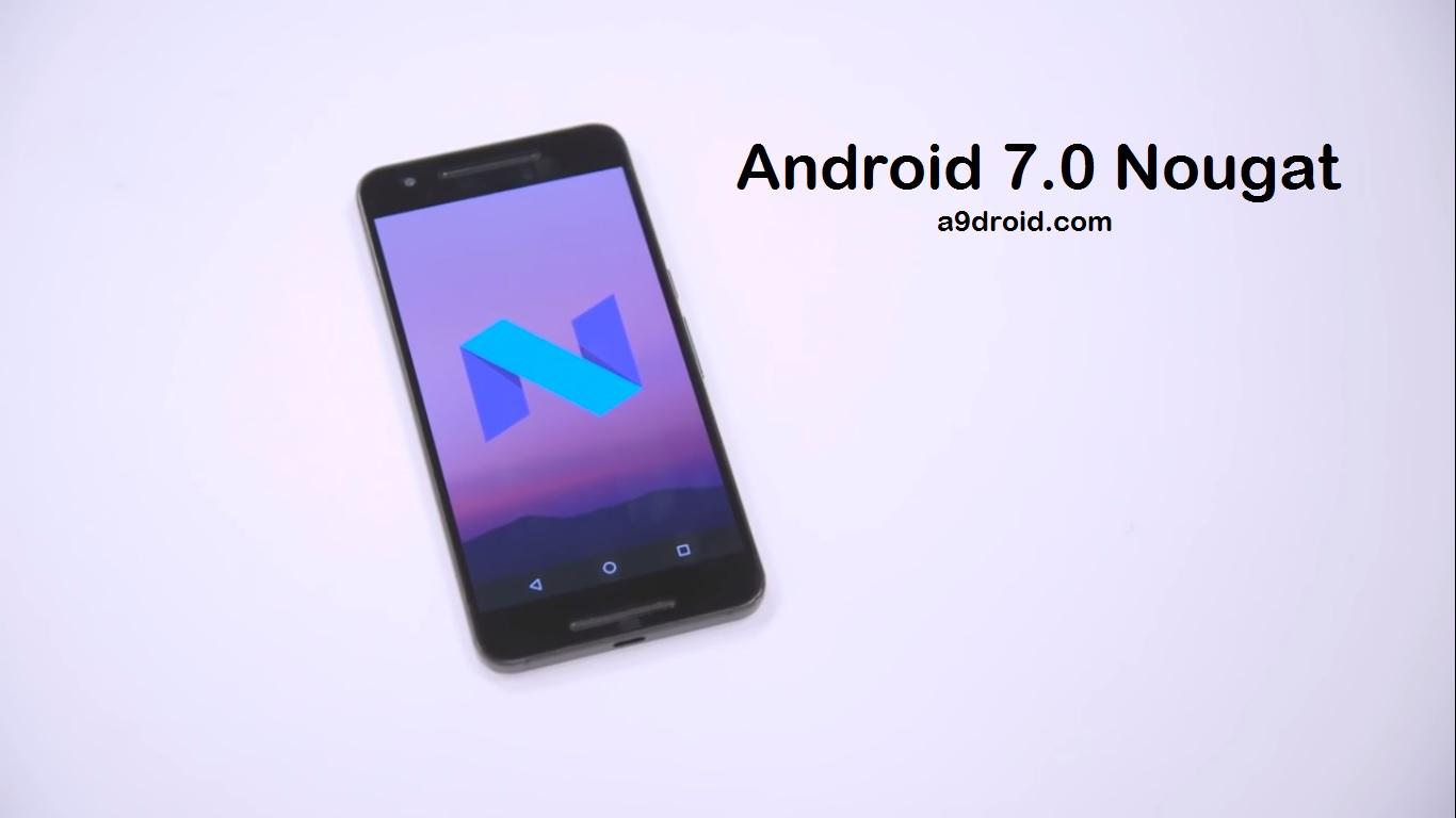 android 7 0 nougat est enfin disponible meilleur mobile. Black Bedroom Furniture Sets. Home Design Ideas