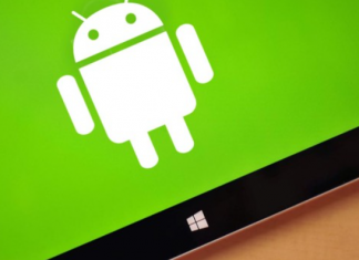 Android Window 10 mobile