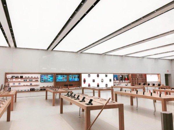 Apple World Trade Center autre