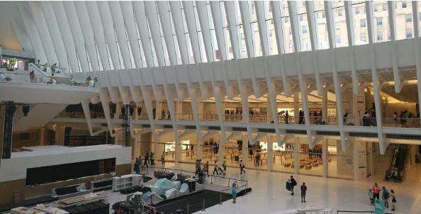 Apple World Trade Center