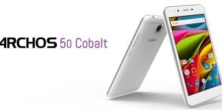 Archos 50 Cobalt Blanc