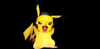 Pikachu dansant