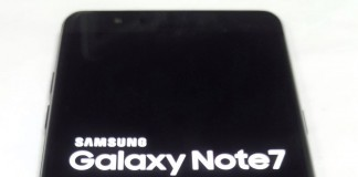 Samsung Galaxy Note 7 Android