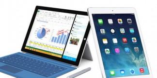 Surface Pro iPad Pro