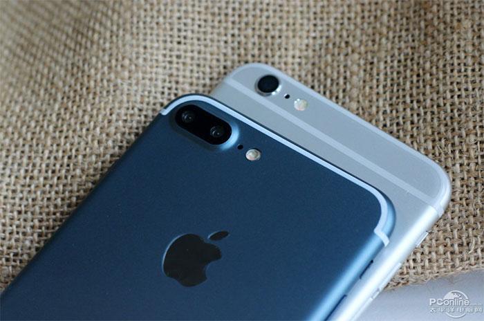 iphone 7 fonctionnel bleu 2