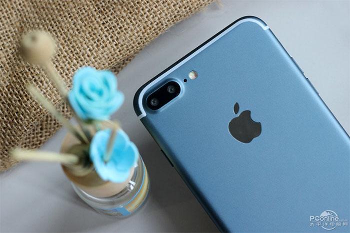 iphone 7 fonctionnel bleu 3