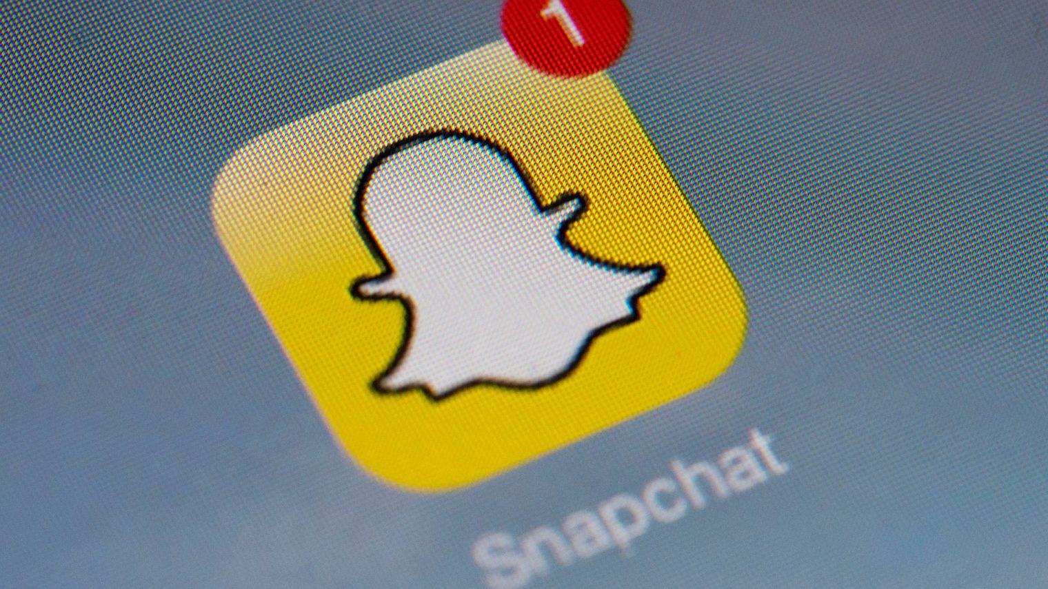 Snapchat : l'application vous permet de créer votre propre filtre