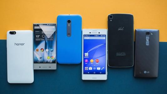 Quel smartphone choisir avec un forfait Sosh ?