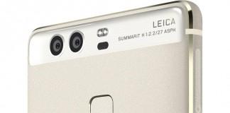 double capteur photo Huawei P9