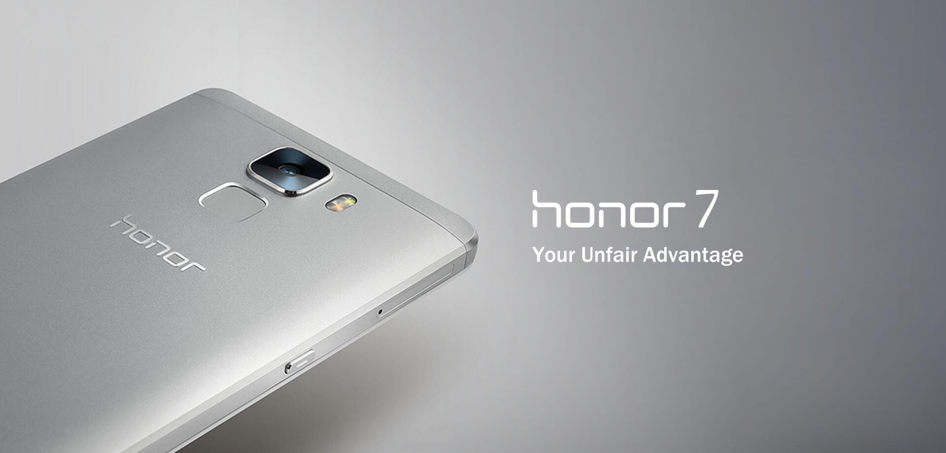Honor 7 est à moins de 285€ chez Fnac