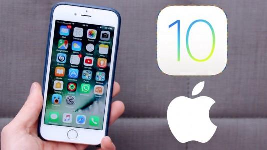 iOS 10 : un bug qui fait dispara�tre l'�cran d'accueil