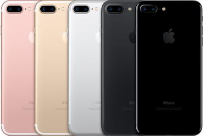iphone 7 coloris