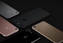 iPhone 7 plusieurs coloris