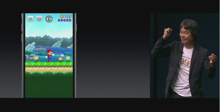 Le nouveau jeu Nintendo pour iOS — Super Mario Run