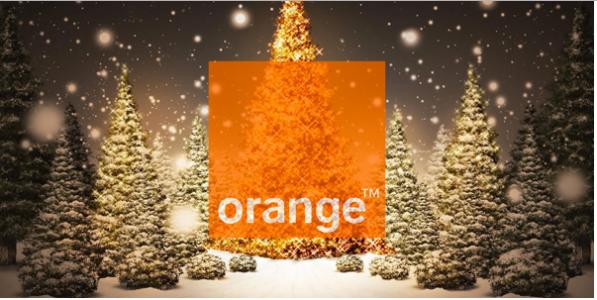 C'est Noël chez Orange, venez découvrir les offres de l'opérateur !